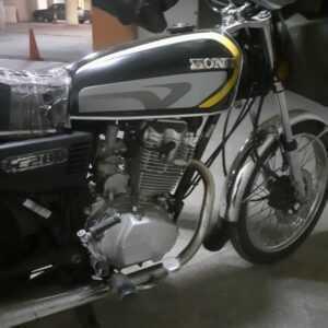 موتور سیکلت ۲۰۰ سی سی