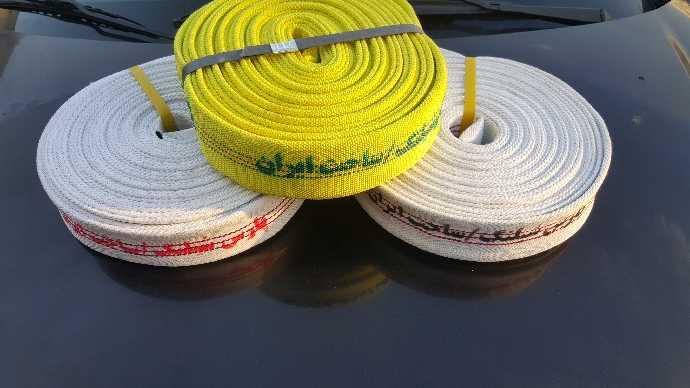 تولید انواع شلنگ اتش نشانی برزنتی هوزریل کپسول پارس شلنگ ایرانیان