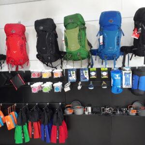 فروش عمده لوازم کوهنوردی و کمپینگ راک