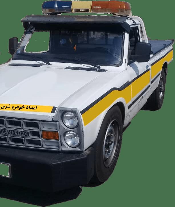 نیسان یدک کش – امداد خودرو – خودرو بر نیسان