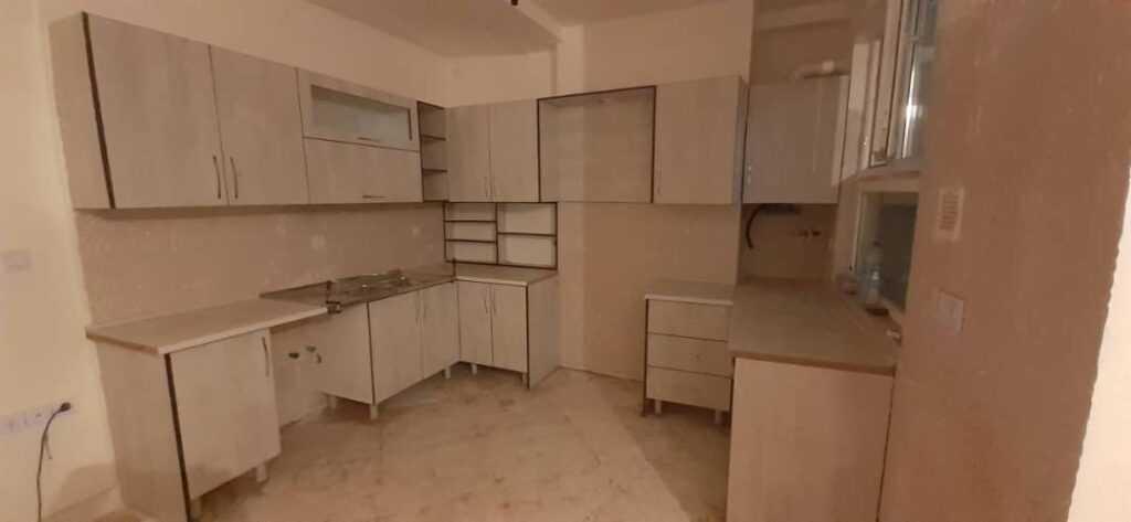 کابینت آشپزخانه \ بدنه ارین درب ضد خَش همراه با نصاب صفر تا صد کابینت